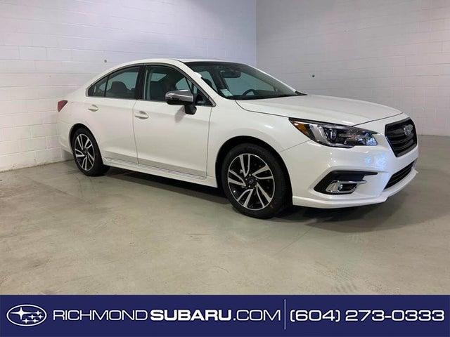 2019 Subaru Legacy 2.5i Sport AWD