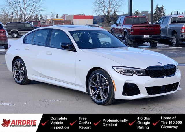 2020 BMW 3 Series M340i xDrive Sedan AWD