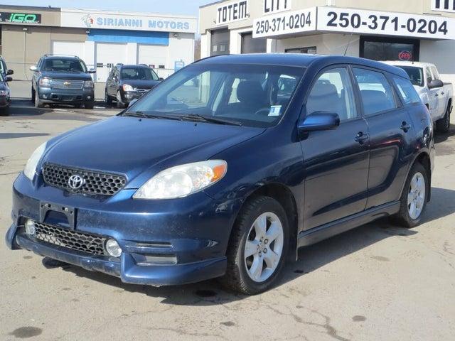 2004 Toyota Matrix XR AWD