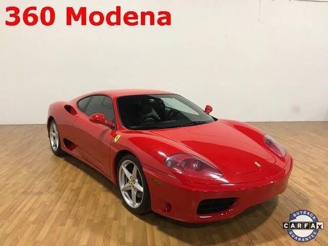 1999 Ferrari 360 Modena RWD