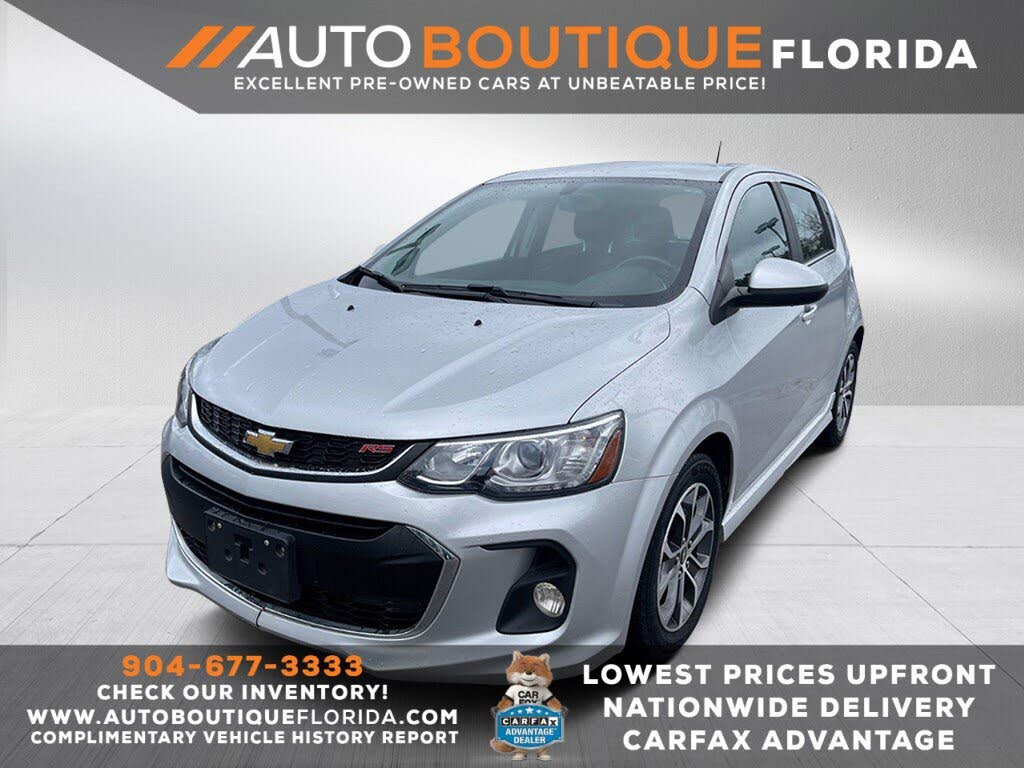 50 Best Jacksonville Used Chevrolet Sonic For Sale Savings From 2 339