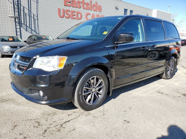 2016 Dodge Grand Caravan SXT Premium Plus FWD