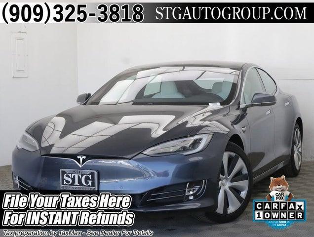 2020 Tesla Model S Performance AWD
