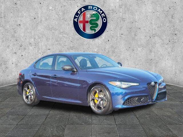 2020 Alfa Romeo Giulia Ti Sport RWD