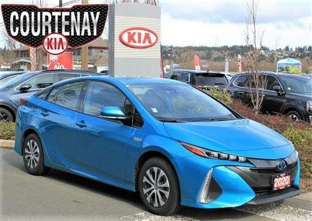 2020 Toyota Prius Prime Upgrade FWD