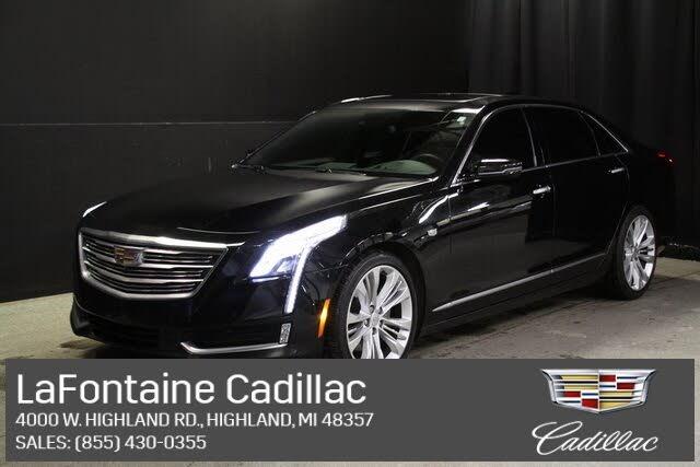2018 Cadillac CT6 3.0TT Platinum AWD