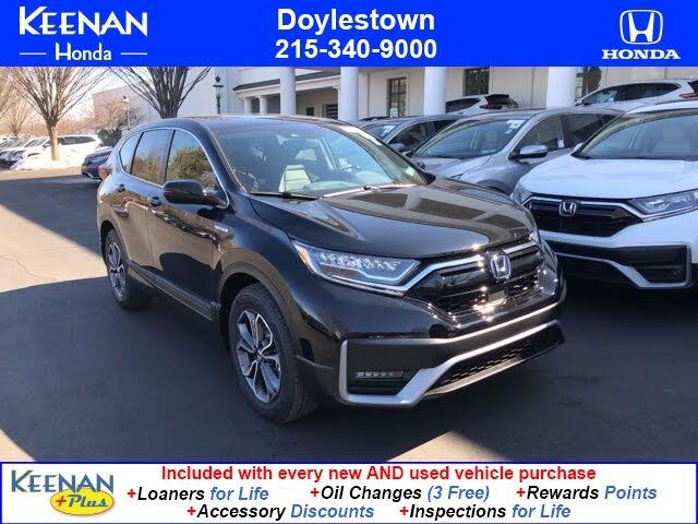 2021 Honda CR-V Hybrid EX-L AWD