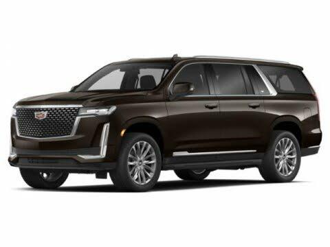 2021 Cadillac Escalade ESV Luxury RWD