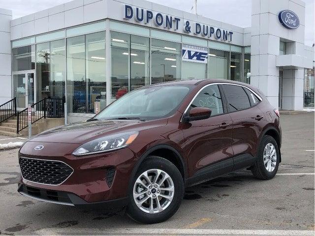 2021 Ford Escape Hybrid