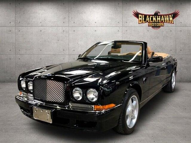 2000 Bentley Azure Mulliner RWD