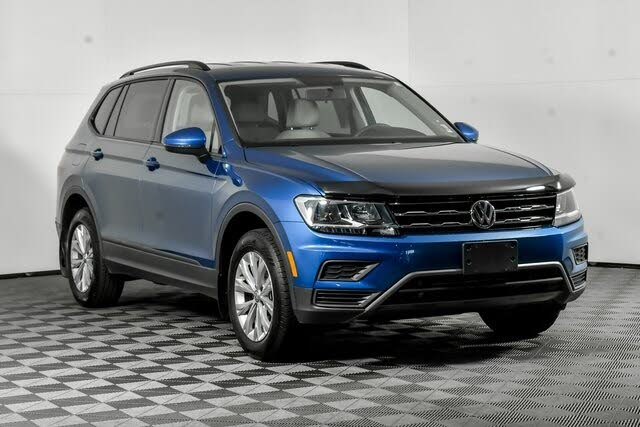 2020 Volkswagen Tiguan S 4Motion AWD