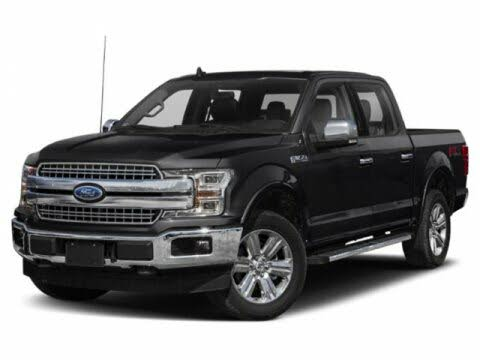 2020 Ford F-150 Lariat SuperCrew LB 4WD