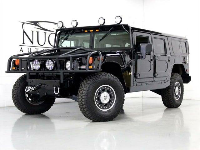 2006 Hummer H1 Alpha Base