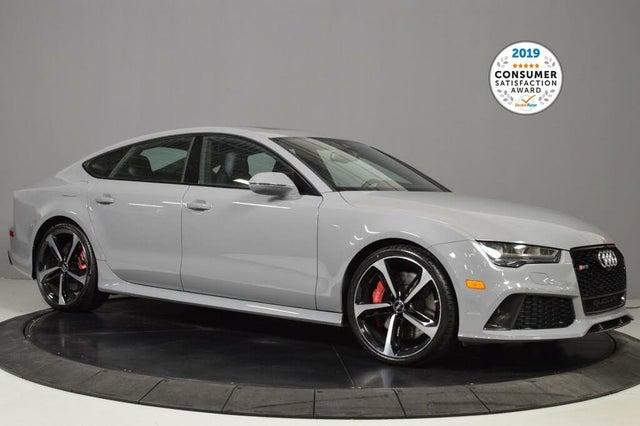 2018 Audi RS 7 4.0T quattro AWD