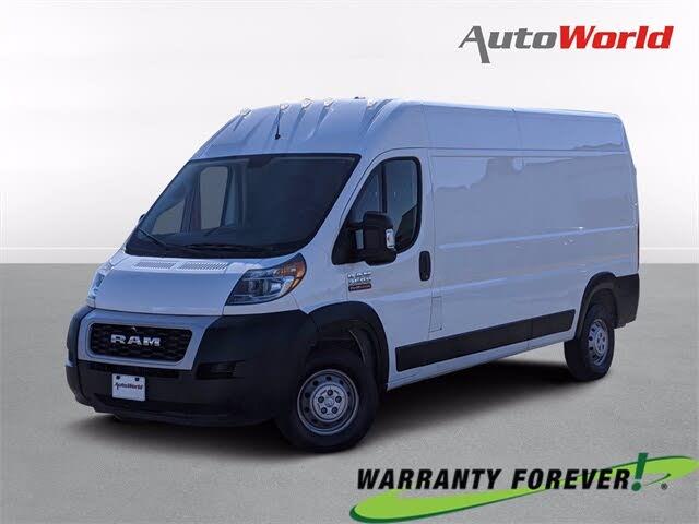 2019 RAM ProMaster 2500 159 High Roof Cargo Van FWD