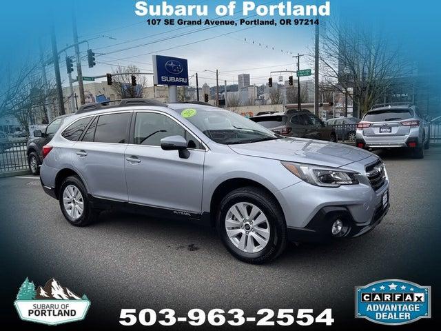 Certified Subaru For Sale Portland Or Cargurus