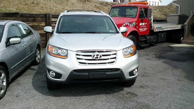 2011 Hyundai Santa Fe 3.5L SE AWD