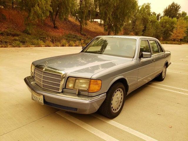 1988 Mercedes-Benz 300-Class 300SEL Sedan