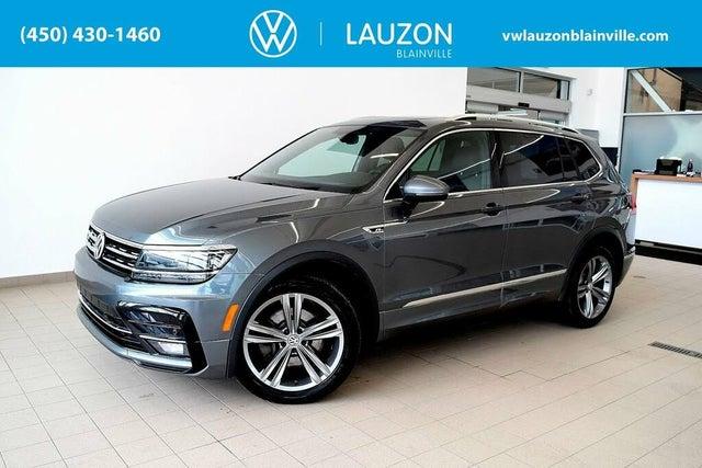 2019 Volkswagen Tiguan SEL Premium R-Line 4Motion AWD