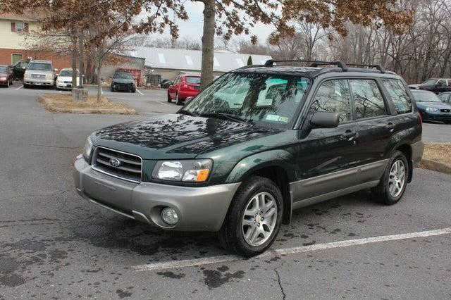 2005 Subaru Forester XS L.L. Bean