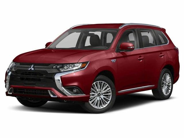 2019 Mitsubishi Outlander Hybrid Plug-in  GT S-AWC AWD