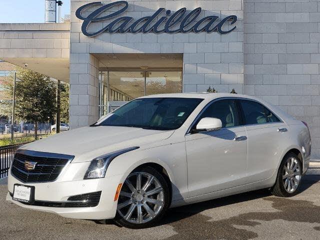 2018 Cadillac ATS 2.0T Luxury RWD