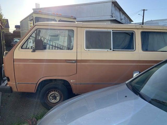 1981 Volkswagen Vanagon Base Passenger Van
