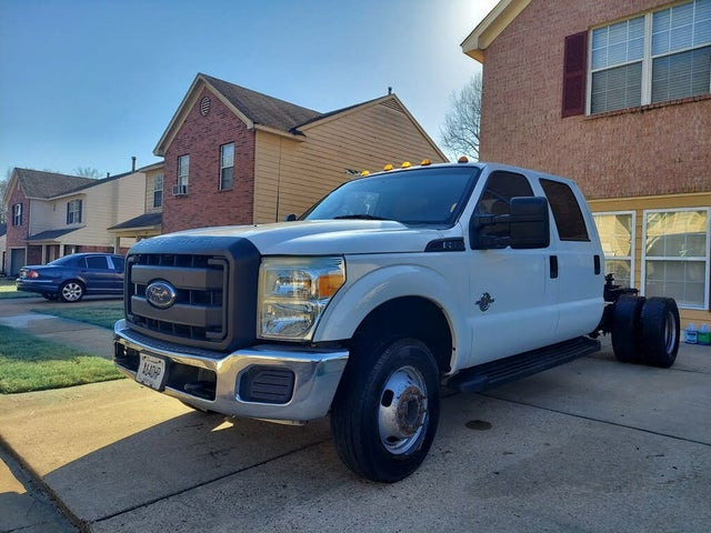 2015 Ford F-350 Super Duty XL Crew Cab LB DRW 4WD