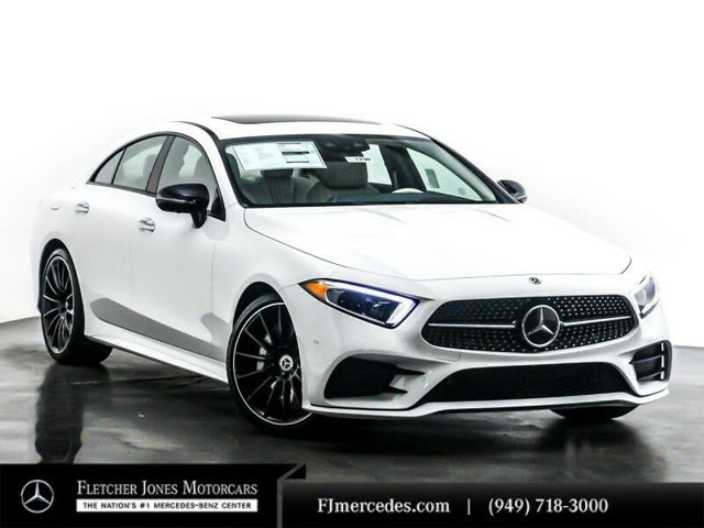 2021 Mercedes-Benz CLS-Class CLS 450 RWD