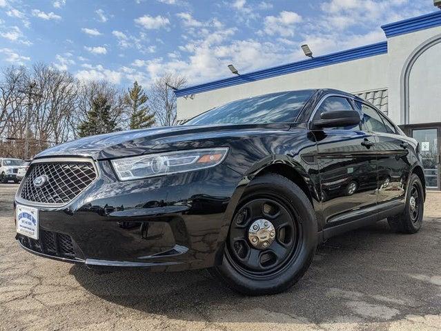 2017 Ford Taurus Police Interceptor AWD