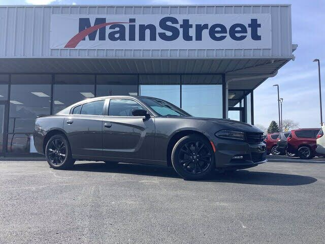 2020 Dodge Charger SXT AWD