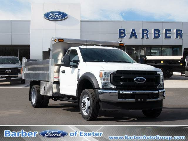 2020 Ford F-550 Super Duty
