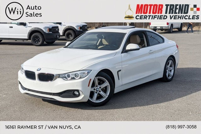 2015 BMW 4 Series 428i Coupe RWD