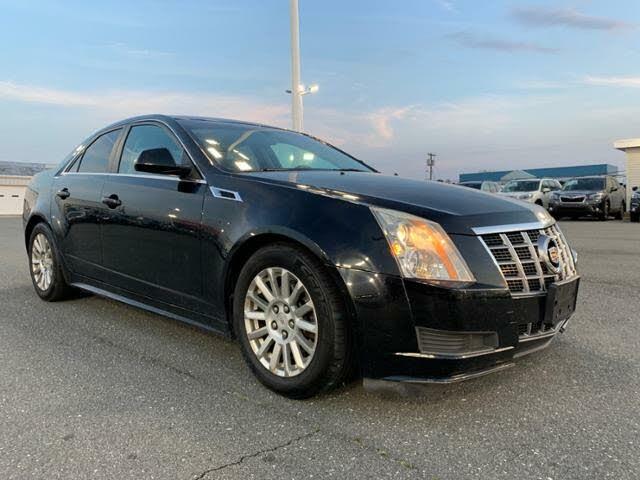 2012 Cadillac CTS 3.0L Luxury AWD