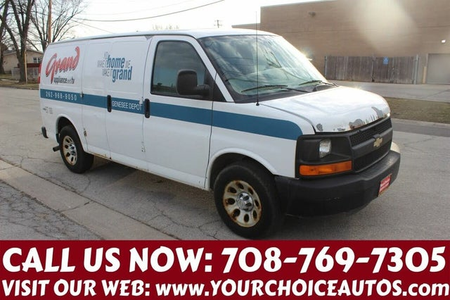 2010 Chevrolet Express Cargo 1500 RWD