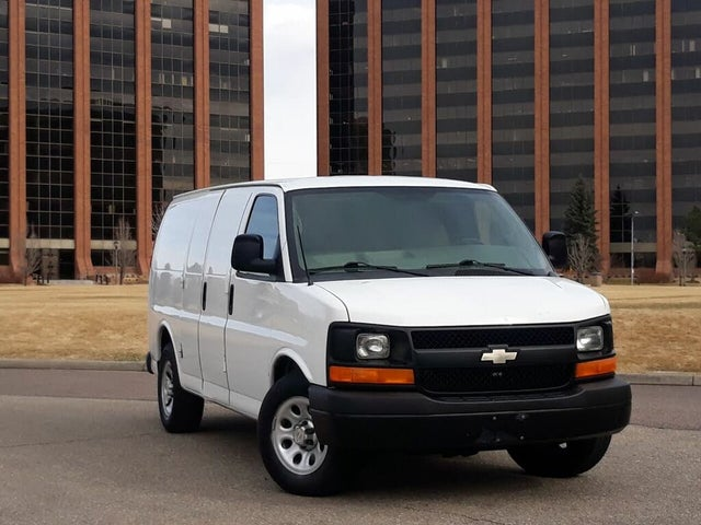 2012 Chevrolet Express Cargo 1500 AWD