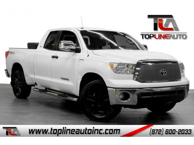 2013 Toyota Tundra Grade Double Cab 4.6L