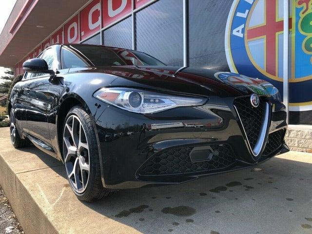 2021 Alfa Romeo Giulia Ti AWD