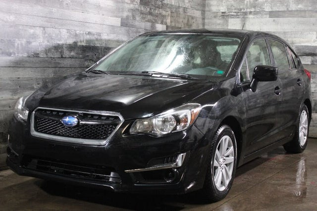 2016 Subaru Impreza 2.0i Sport Hatchback AWD