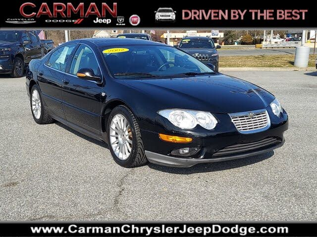 2002 Chrysler 300M Special FWD