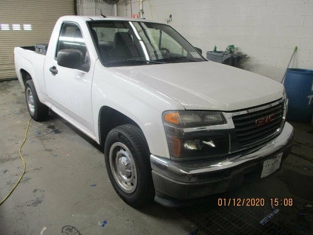 2011 GMC Canyon Work Truck