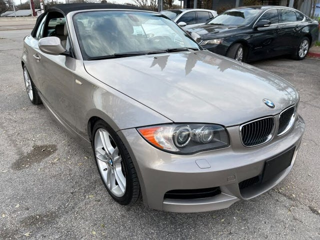 2011 BMW 1 Series 135i Convertible RWD