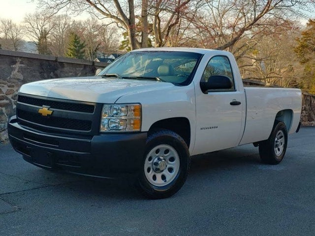 2013 Chevrolet Silverado 1500 Work Truck RWD