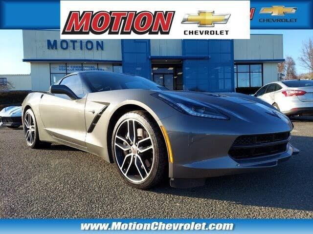 2016 Chevrolet Corvette Stingray Z51 1LT Coupe RWD