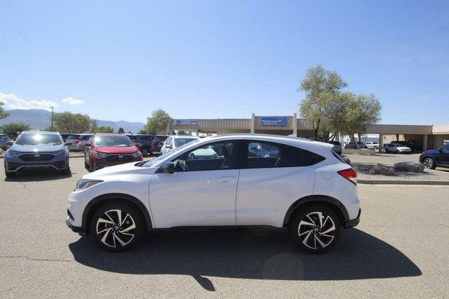 2020 Honda HR-V Sport AWD