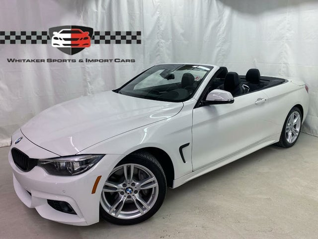 Used 2020 Bmw 4 Series 440i Convertible Rwd For Sale Right Now Cargurus