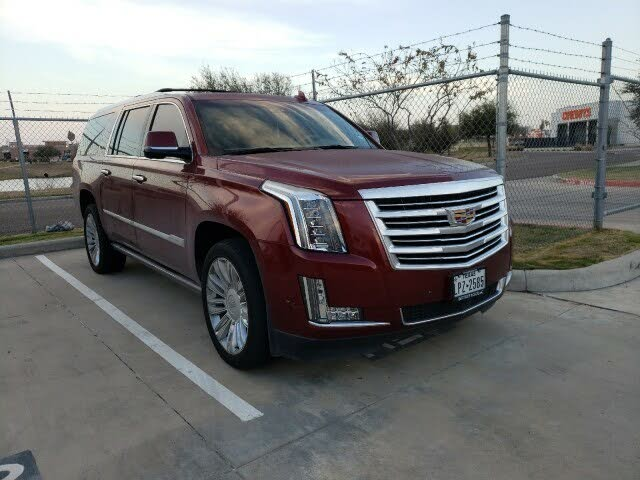 2019 Cadillac Escalade ESV Platinum RWD