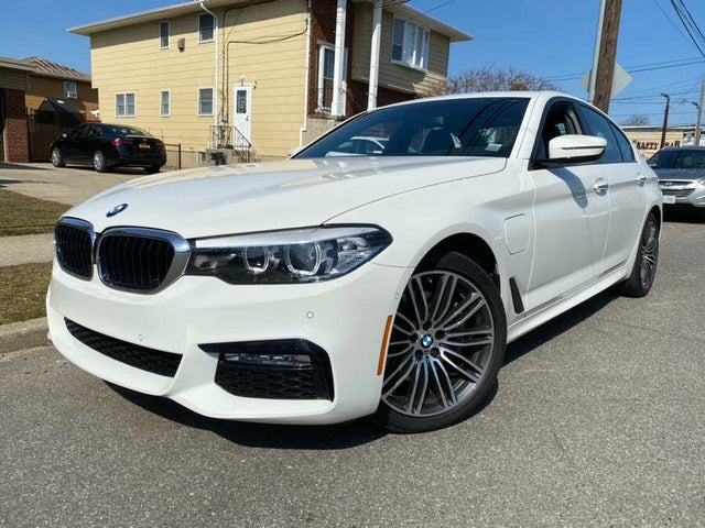 2018 BMW 5 Series 530e xDrive iPerformance Sedan AWD