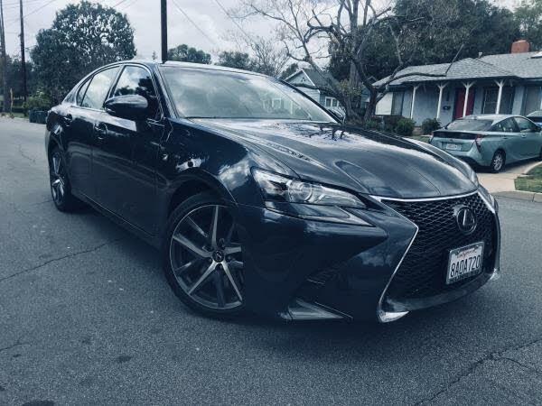 2018 Lexus GS 350 RWD