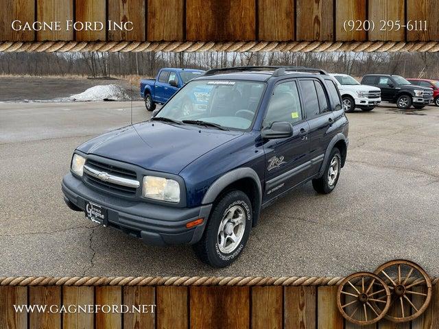 2003 Chevrolet Tracker ZR2 4-Door 4WD